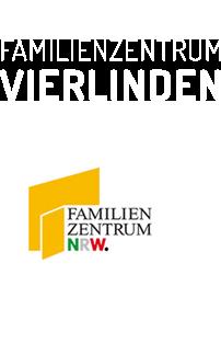 Logo Familienzentrum & Kindertagesstätte Vierlinden e.V.